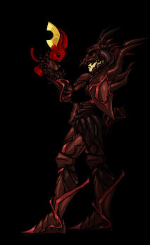 Drakath and Twilly