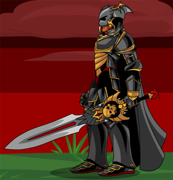 dragonfable how to get new armor